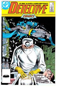 DETECTIVE COMICS #579 in VF/NM condiiton a 1987 DC comic BATMAN & ROBIN