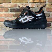 Asics Tiger Gel-Lyte MT Shoes Sneaker Mens Size 10.5 Black White 1191A143-001