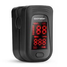 Finger Pulse Oximeter Blood Oxygen Saturation SpO2 Meter PR Monitor Fingertip US