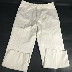 LUCIANO BARBERA CLASSIC FIT PANTS MADE IN ITALY  50 beige