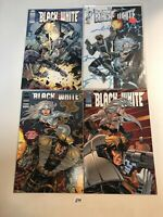 Black & And White (1994) 1 2 3 1-3 + one-shot (VF/NM) Complete Set