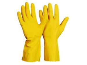 Industrie- und Haushalts-Handschuh aus Naturlatex