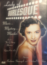 Lady Of Burlesque DVD Brand New Old Movie