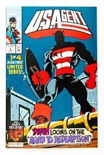 U.S. Agent #1 (1993 Marvel, Vol. 1) John Walker, Captain America! Unread! NM