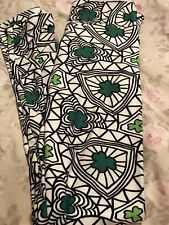 LulaRoe St Patricks Day Leggings OS New without Tags