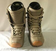 Northwave Kevin Jones Mens Snowboard Boots Tan Size 9 USED
