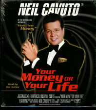 Audio book - Your Money Or Your Life by Neil Cavuto  CD   -   Abr