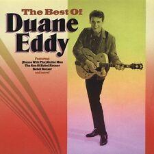 "DUANE EDDY, CD ""BEST OF DUANE EDDY"" NEW SEALED"