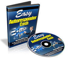 How to Setup Email Autoresponder Systems for Companies- Videos on 1 CD