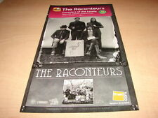 THE RACONTEURS - CONSOLERS!!!!!!!!!! PUBLICITE / ADVERT