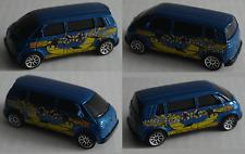 """Matchbox – VW Microbus blaumetallic """"X-Treme Park"""""""