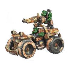 Ork War2 Desset Raider Buggy  Kromlech