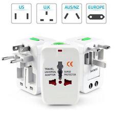 Universal Travel Adapter Wall Charger 2 USB AU UK US EU AC Power Plug Converter