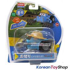 Robocar Poli TRACKY Diecast Metal Figure Toy Car Tractor Academy Original