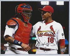 St. Louis Cardinals Carlos Martinez MLB Signed Autographed 11x14 Photo JSA Img 5