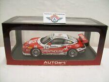 "Porsche 911 (996) GT3 #24 PENTHOUSE "" CUP 2007 "" , red/white, AUTOart 1:18, OVP"