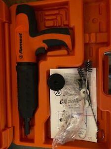 Ramset 16942 Cobra Plus .27 Caliber Semi-Automatic Powder Actuated Tool Read Des