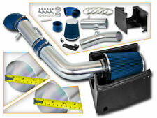 BCP 05-08 Ford F150 5.4L V8 Cold Shield Cold Air Intake+ BLUE Filter
