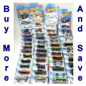 New Hot Wheels 2021 Mainline Series You Pick Your Car Factory Fresh from $1.49