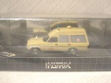 Matriz de Mercedes Benz Binz W114 Europ ambulancia 1969 Ref: MX11302-031