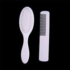 2X/Set Baby Soft Hair Brush ABS Newborn Baby Hair Brush Infant Head Comb LY
