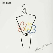 ICEHOUSE Man Of Colours 25th Anniversary CD/DVD NEW PAL Region All 2012 Reissue