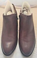 Naturalizer Womens Zarie Bordo Fashion Boots Size 11W