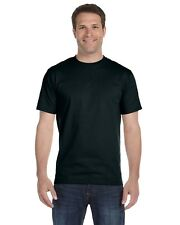 Hanes Mens Beefy-T T-Shirt 100%25 Cotton 5180 Lowest Price Blank Top T Shirt