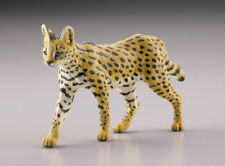Kaiyodo Wild Rush Wild Animal Mini Figure Serval import Japan