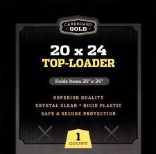 10 - Cbg-20X24 Poster Toploader Top Load Holder Photo Loader Sleeve Cover