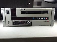 Sony Video Cassette Recorder UVW-1800 w/ Instruction Manual