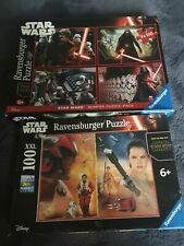 Star Wars The Force Awakens Ravensburger Puzzles - 100XXL & 4 X 100 Bumper Pack
