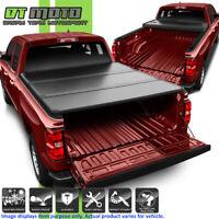 2014-2018 Chevy Silverado Sierra 6.5Ft Fleetside Bed Hard Tri-Fold Tonneau Cover