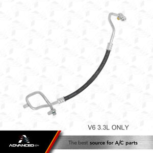 AC A/C Discharge Line Fits: 2000 2001 2002 Nissan Frontier - Xterra V6 3.3L ONLY