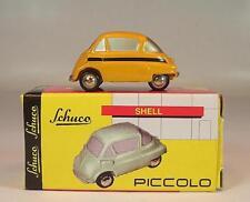 Schuco Piccolo 1/90 BMW Isetta ocker OVP #2341