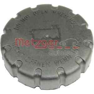 Metzger Sealing Cap For Coolant For Mercedes a Class