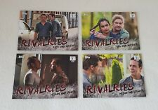 Topps Walking Dead Season 7 Rivalries Complete Trading Card Chase Set