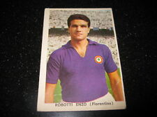 Figurina IL CALCIO ITALIANO STEF 1963/64  ROBOTTI  Fiorentina  serie 2 Pallini