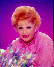 LUCILLE BALL PORTRAIT LIFE WITH LUCY ORIGINAL 1986 ABC TV PHOTO TRANSPARENCY