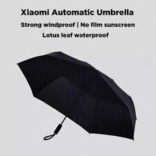 XIAOMI mijia automático de bolsillo Sunny lluvioso Paraguas Sombrilla Sombrilla UV a prueba de viento