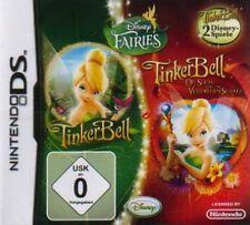 Nintendo DS 3DS TINKERBELL 1+2 Welt der Feen Suche nach dem verlorenen Schatz SG