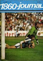TSV 1860 München - 1860-journal April 4/1979
