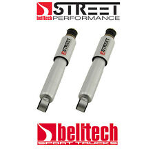 "98-03 Nissan Frontier Street Performance Front Shocks for 2"" Drop (Pair)"