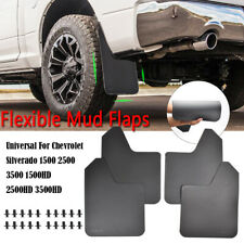 XUKEY Mudflaps Splash Guards Mudguards For Chevrolet Silverado 1500 For GMC