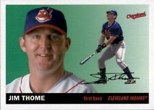 2020 Archives Base Jim Thome - Cleveland Indians #70