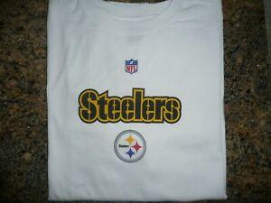 Vintage Pittsburgh Steelers Short Sleeve T-shirt. Size: Men's XL
