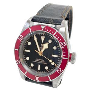Tudor Heritage Black Bay Steel Sub 41mm M79230R-0011 Red