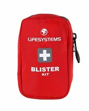 Lifesystems Lightweight Compact Mini Foot Blister Treatment Travel First Aid Kit