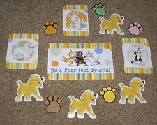 Teacher Resource: Pets / Friendship Bulletin Board Set