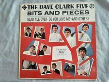 "The Dave Clark Five Bits And Pieces original lp Canada Mono Capitol ""6000"" T6068"
